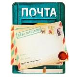 """Бумага для записей + карандаш """"Почта"""""""