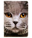 """Обложка для паспорта """"Кошачий взгляд"""""""
