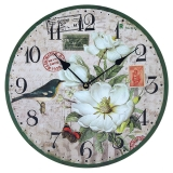 """Часы настенные """"Любимый сад"""""""